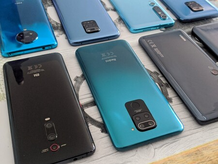 Xiaomi Telefonos