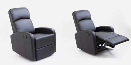 El  sillón reclinable Astan  está rebajado a 111,18 euros en Amazon con envío gratis