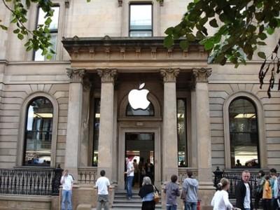 Imágenes de la semana: Apple Store en Glasgow