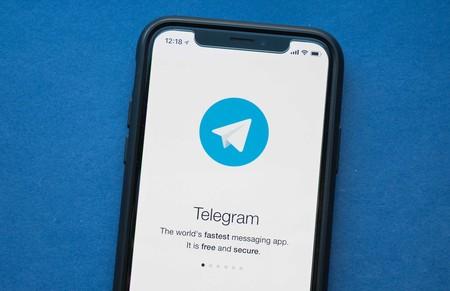 La última actualización de Telegram integra la app de forma nativa en el menú de compartir de iOS 13
