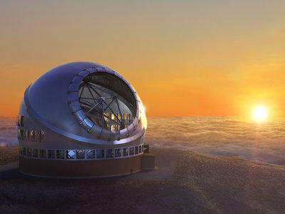 El telescopio más potente del mundo no se construirá en Hawái sino posiblemente en España