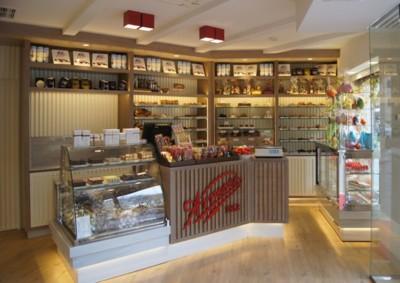 Las mejores trufas de chocolate te esperan en Arrese en Bilbao