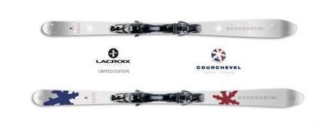 Esquís Courchevel Lacroix