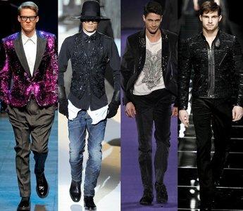 Pailettes de moda este Otoño-Invierno 2011/2012