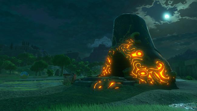 Zelda Breath Of The Wild Noche