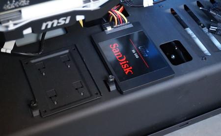 SSD Sandisk Ultra 3D, análisis: el tope de rendimiento de la interfaz SATA está aquí