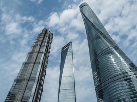 Shanghai Skyscrapers 5166285