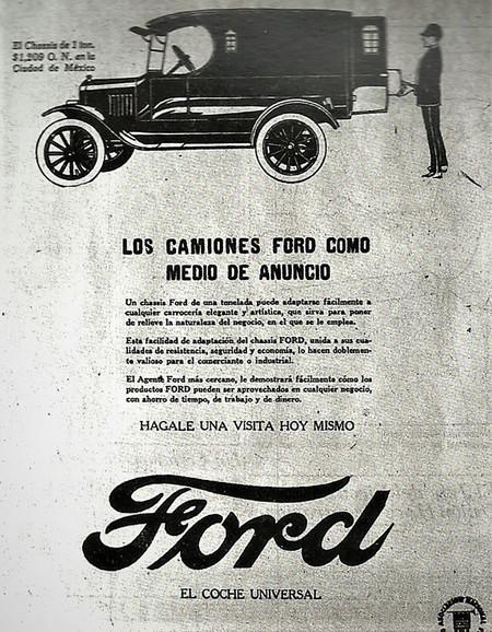 Primeros Autos En Mexico 14
