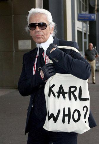 Karl Lagerfeld presentará Karl, su colección masculina, coincidiendo con la celebración del Pitti Uomo