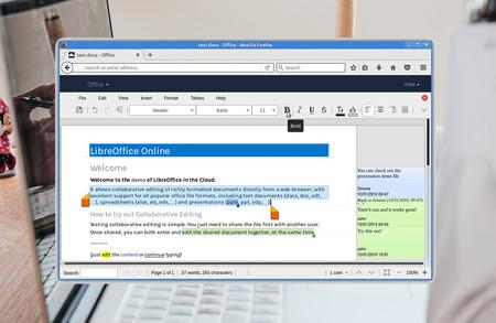 Ya está disponible LibreOffice 5.3, por primera vez ofrece colaboración en linea para editar documentos