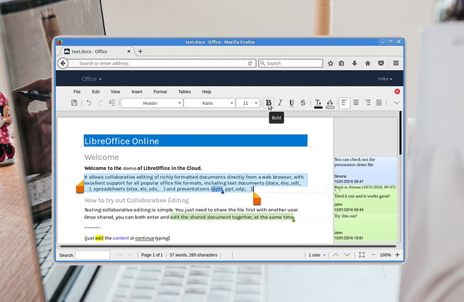 Libreoffice Free Office Suite