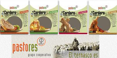 Platos preparados con Ternasco de Aragón de la mano del Grupo Cooperativo Pastores