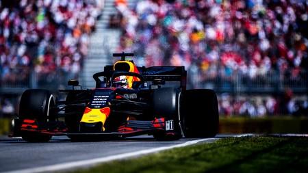 Verstappen Canada F1 2019