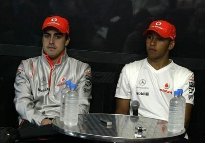 Hamilton, ¿el rival más duro para Alonso?