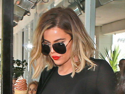 Khloé Kardashian demuestra que los vaqueros pirata no están pasados de moda