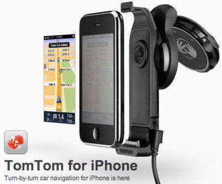 TomTom presenta su navegador para iPhone [WWDC'09]