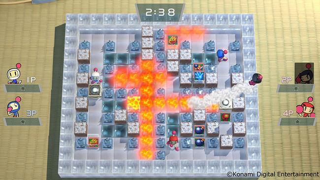 Super Bomberman R 01