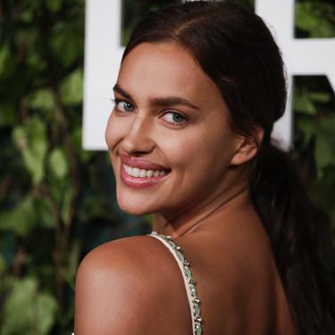 Irina Shayk protagonista del 'front row' de Pronovias