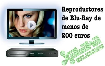 Ideas para regalar en Navidad: reproductores Blu-Ray de menos de 200 euros