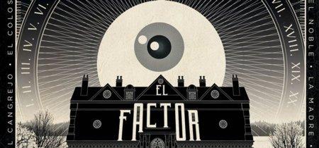 'El factor sobrenatural' de Edgar Cantero