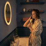 Este espejo con iluminación LED es el nuevo modelo de la familia Philips Hue