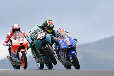 Binder Portugal Moto3 2021
