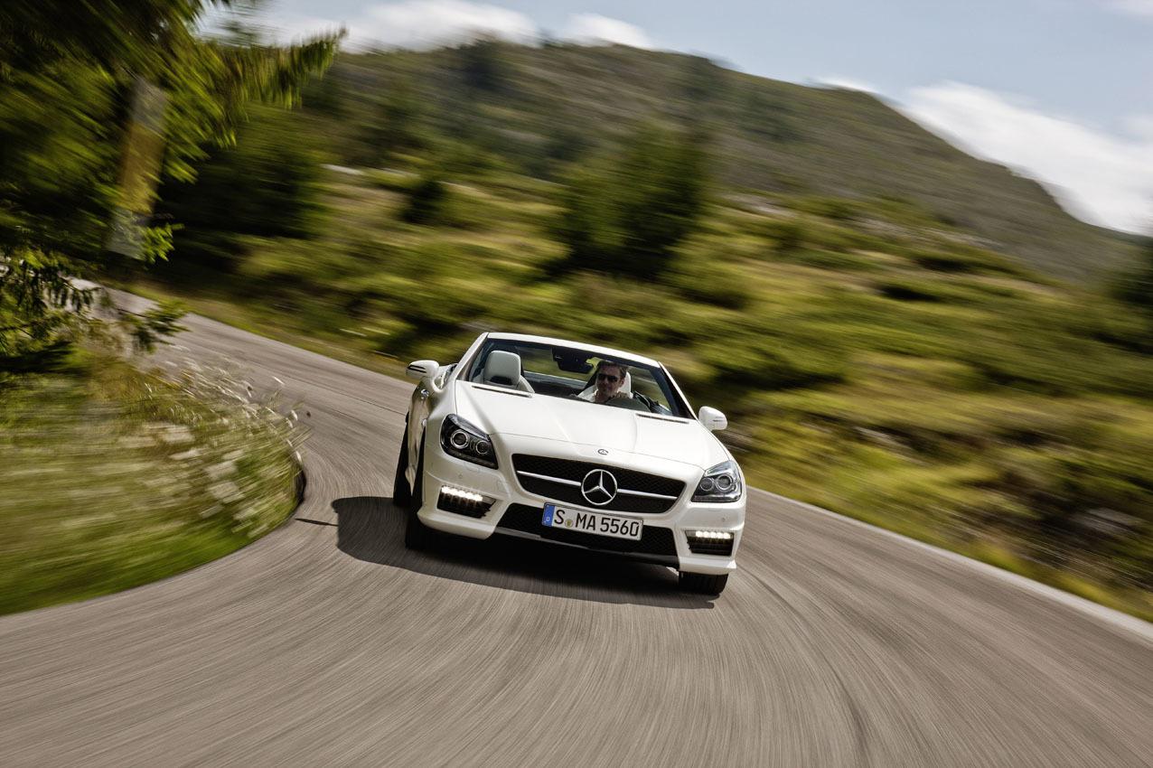 Foto de Mercedes-Benz SLK 55 AMG (7/13)