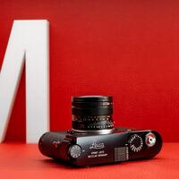 Leica M10-R Black Paint, una versión especial de la telemétrica de formato completo más avanzada de la firma germana