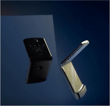 Motorola Razr Plegable 3