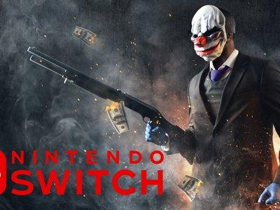 PAYDAY 2 en desarrollo para Nintendo Switch; Starbreeze asegura que las versiones del juego en PS4 y Xbox One esperan nuevo DLC