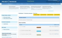 Project2Manage, sencilla herramienta para la gestión de proyectos