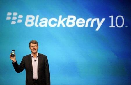 RIM podría terminar licenciando BlackBerry 10