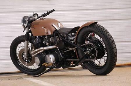 Honda CB 750 cafe style