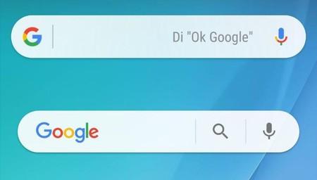 Widget Google Go