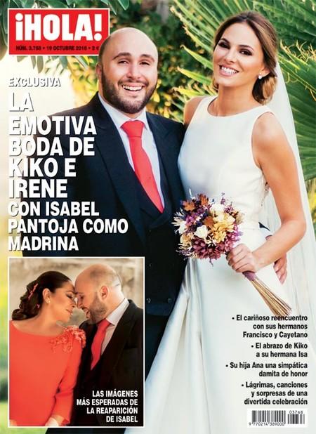 El casamiento de Kiko Rivera