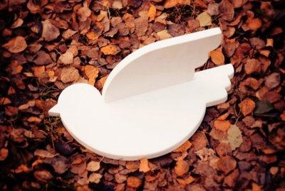 La adivinanza decorativa del viernes: pájaro