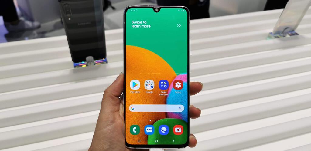 Los Samsung™ Galaxy™ A90 5G y Galaxy™ A70s se actualizan a Android™ once con One UI 3.1