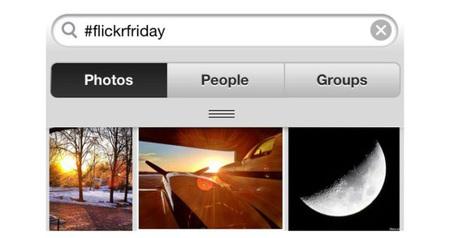 Flickr para iOS sigue mejorando: se actualiza añadiendo hashtags