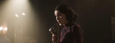 'The Marvelous Mrs. Maisel' es un desternillante viaje por el empoderamiento de su protagonista