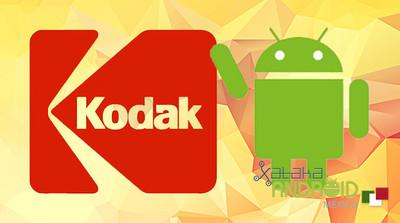 Kodak lanzará equipos Android de gran poder fotográfico en el 2015