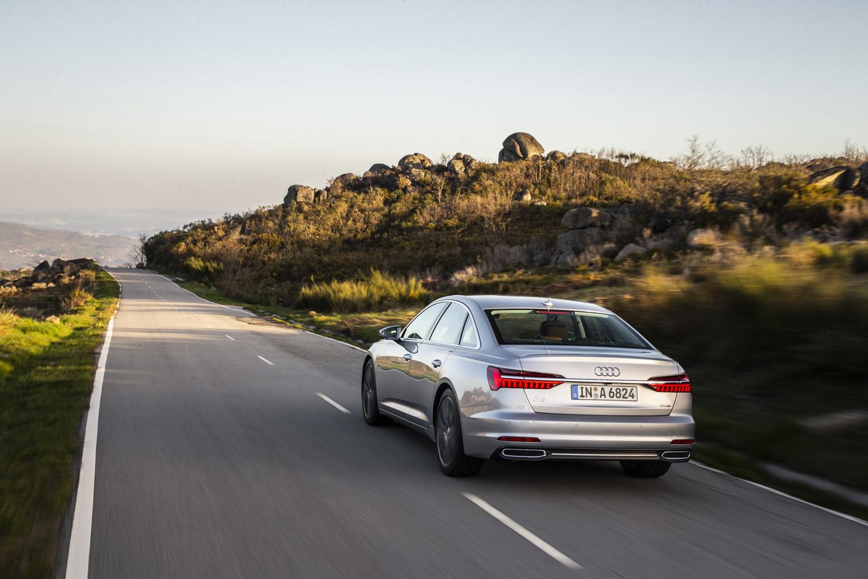 Foto de Audi A6 2018, toma de contacto (76/118)