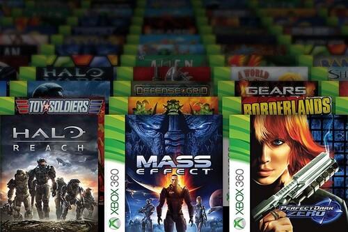 ¿Qué juegos de Xbox 360 funcionan en Xbox Series y Xbox One? Aquí la lista completa de videojuegos retrocompatibles hasta la fecha