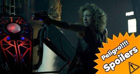 La sexta temporada de 'Doctor Who' es la de River Song