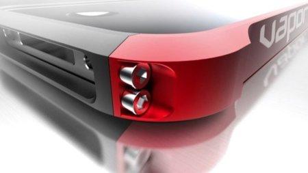 ElementCASE Vapor Rojo