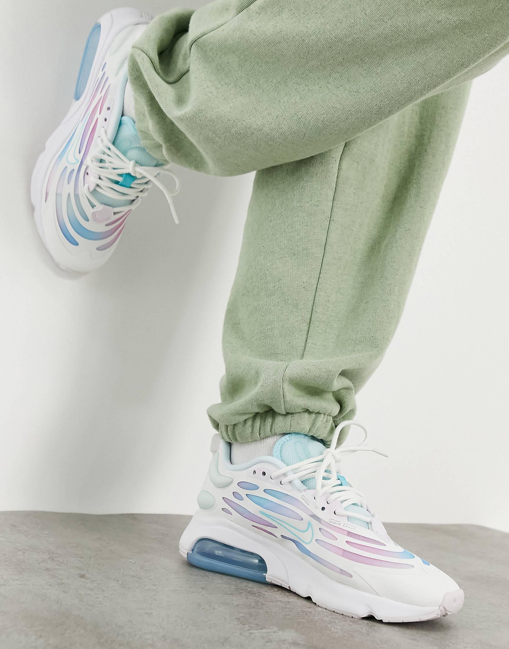 Zapatillas de deporte blancas Air Max Exosense de Nike