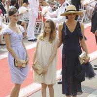 Los looks más desafortunados de la Boda Real de Mónaco: así no