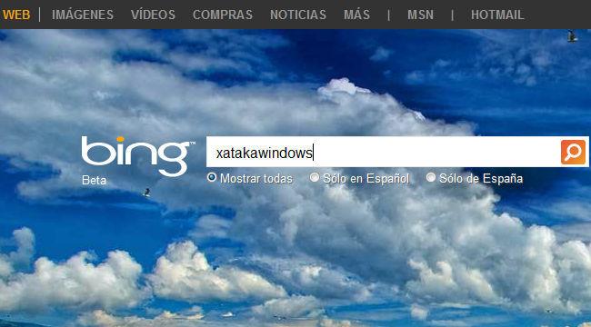 Bing Home