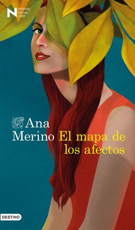 Portada El Mapa De Los Afectos Ana Merino 202001131615
