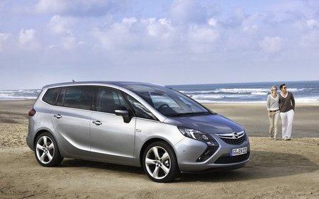 Opel Zafira Tourer, ahora con motor 1.6 CDTI