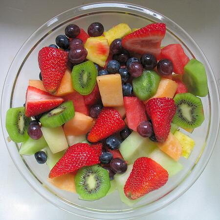 Diez ideas para comer más frutas